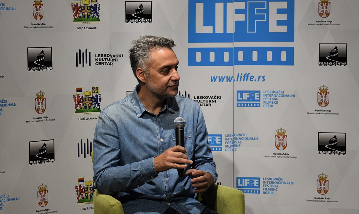 Srdan Golubović: Festival LIFFE je značajno mesto za reditelje na koje volim da dođem