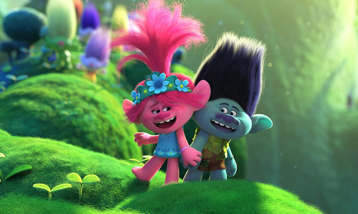 Šareni, raspevani i veseli Trolovi su se vratili i stižu u naše bioskope!