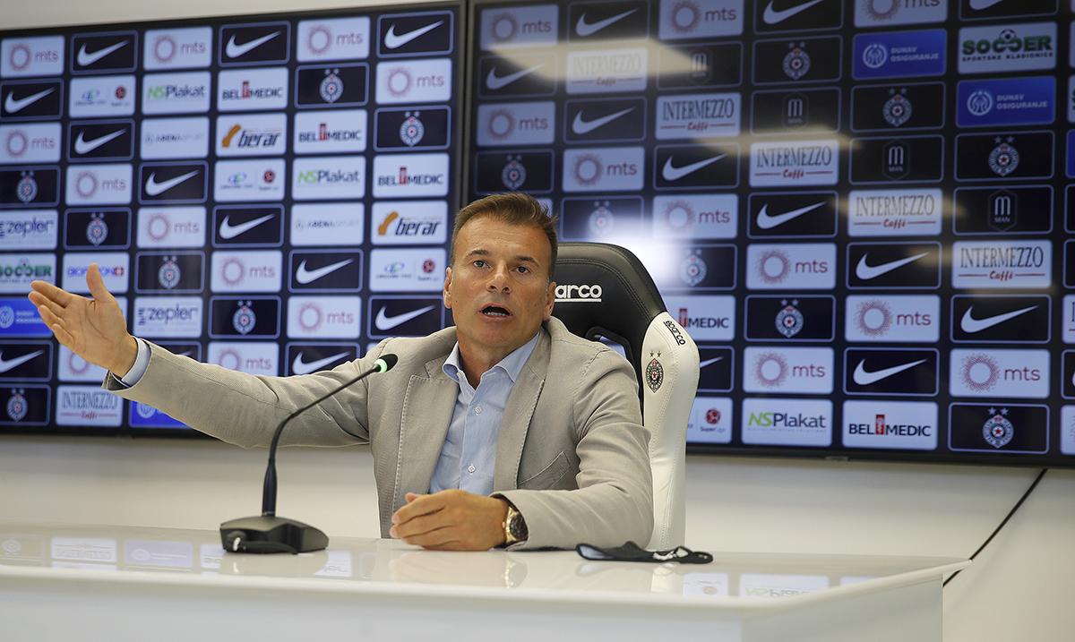 Stanojević se nada dobrom rezultatu protiv Metalca u Kupu
