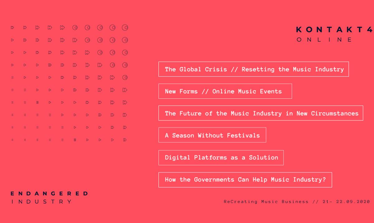 Četvrto izdanje KONTAKT konferencije održaće se  21. i 22. septembra online