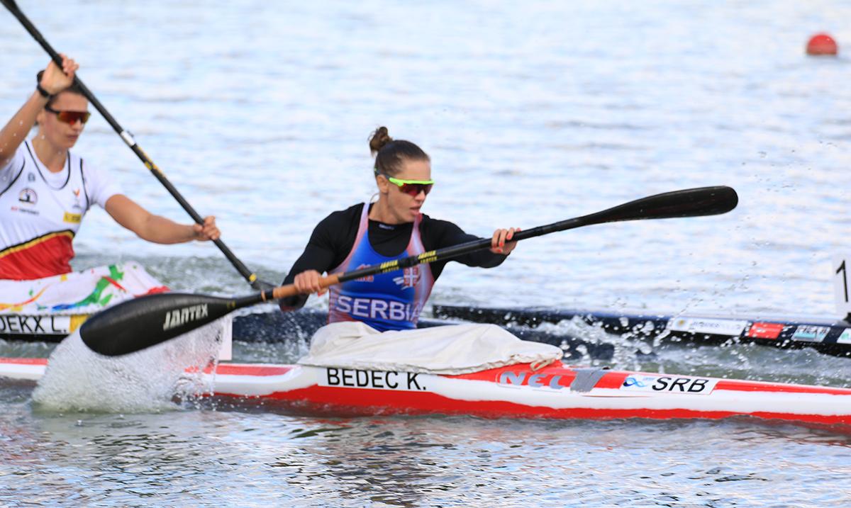 Kristina Bedeč osvojila bronzanu medalju