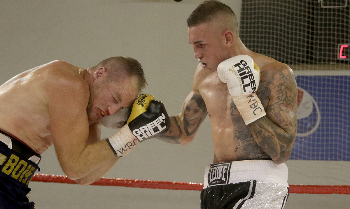 Marko Nikolić odbranio titulu WBC šampiona Mediterana