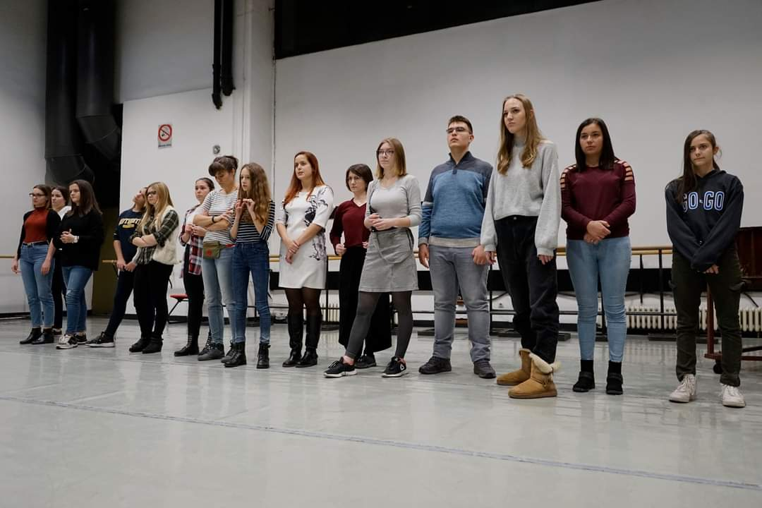 """Poziv za novu generaciju programa """"Mladi pozorišni eksperti"""""""
