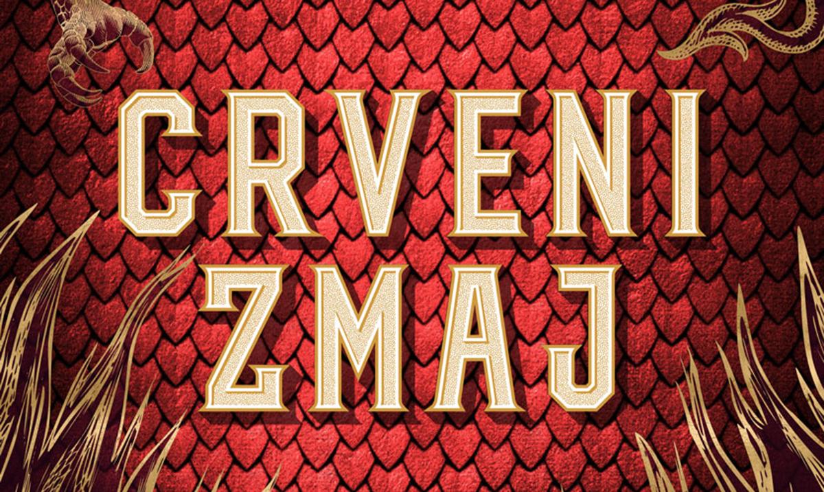 Novi roman Tomasa Harisa: Crveni Zmaj