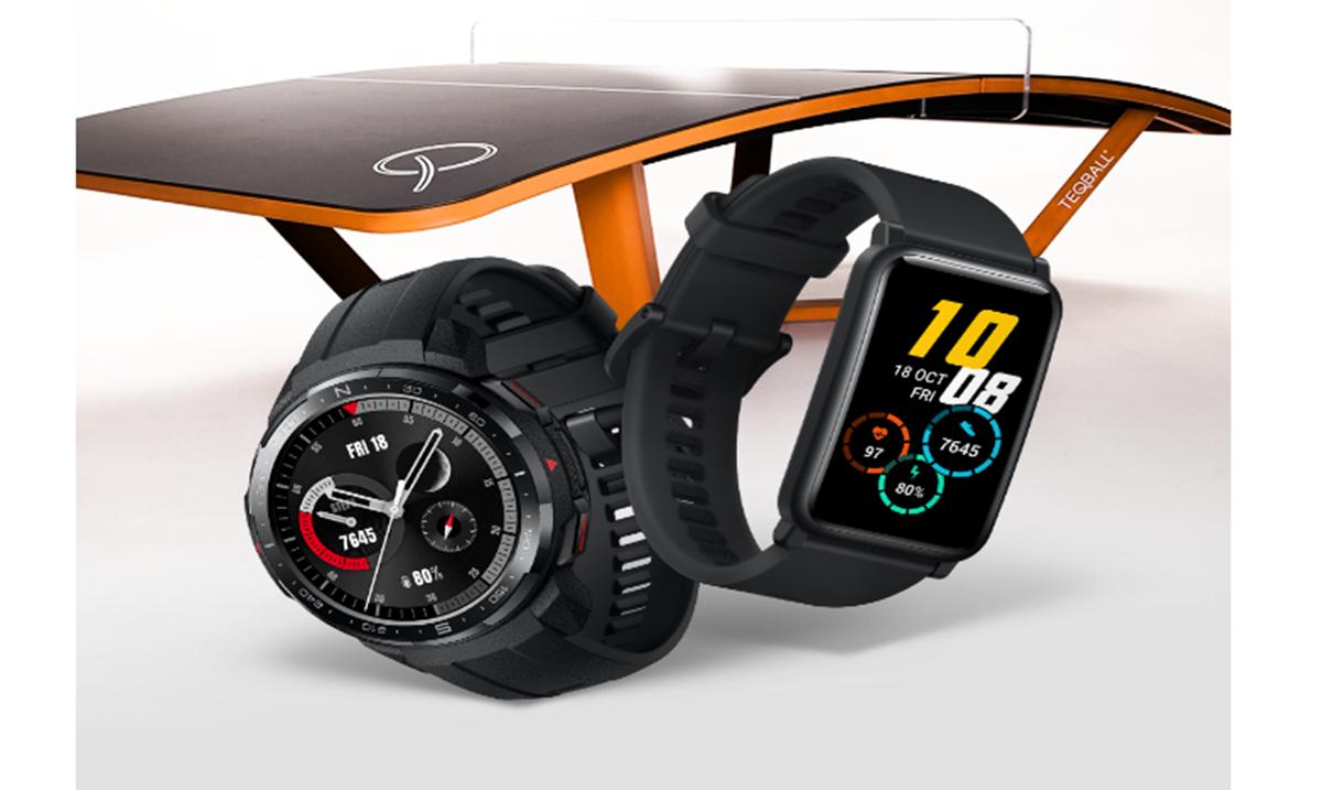 HONOR predstavio novi robusni pametni sat GS Pro na Teqball turniru u Beogradu