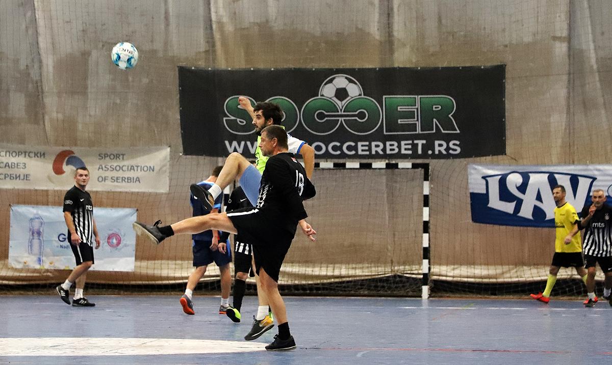GSP Beograd i Čistoća na startu Soccer Zlatne lige