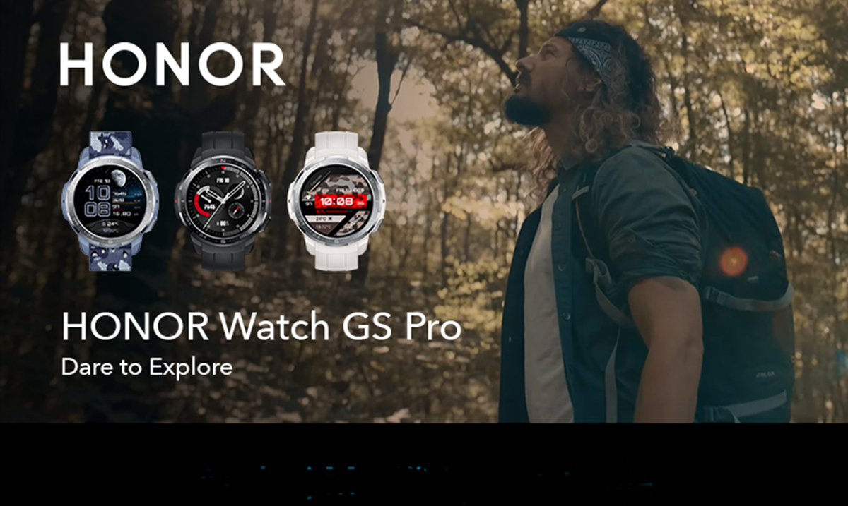 HONOR Watch GS Pro od sutra u prodaji u Srbiji