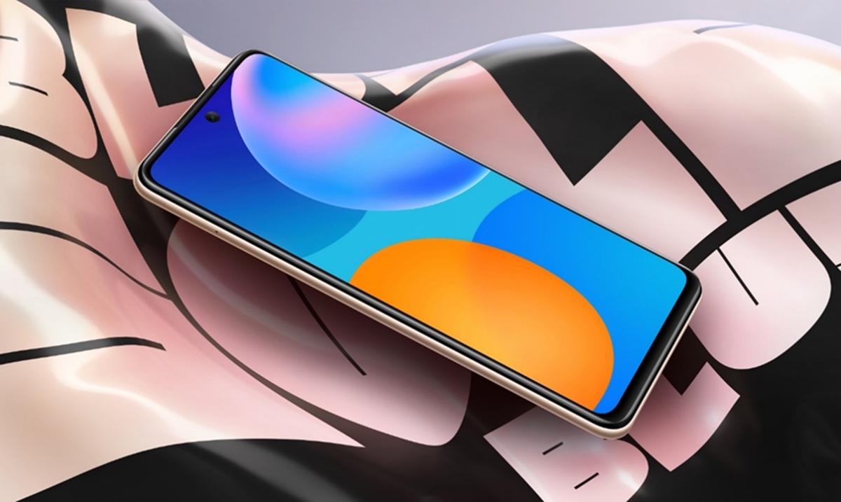 Huawei predstavlja novi P smart 2021 telefon!