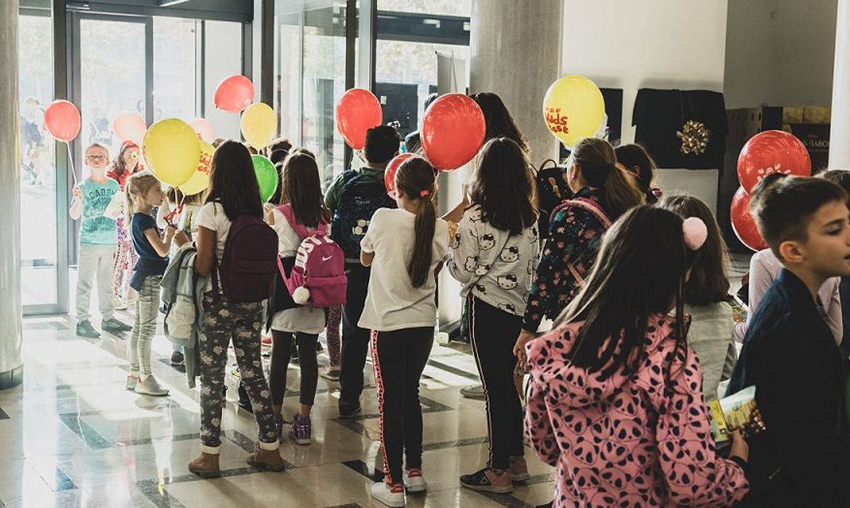 Šarenoliki filmski program 16. KIDS FEST-a u bioksopima i na MOJ OFF tokom decembra meseca