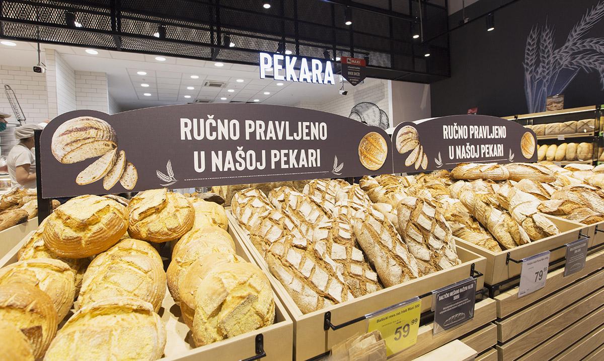 Maxi pekara – sinonim kvalitetnog i svežeg peciva