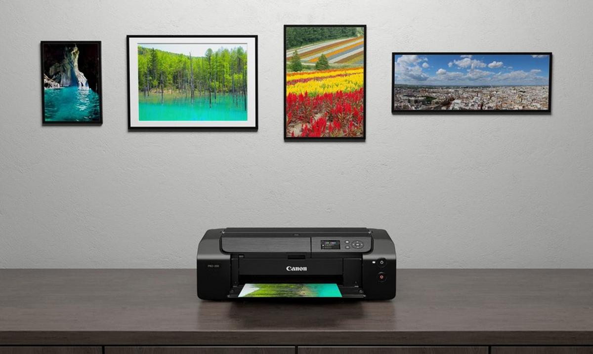 Predstavljamo PIXMA PRO-200 – živopisan A3+ fotoštampač namenjen onima koji su puni kreativnog samopouzdanja
