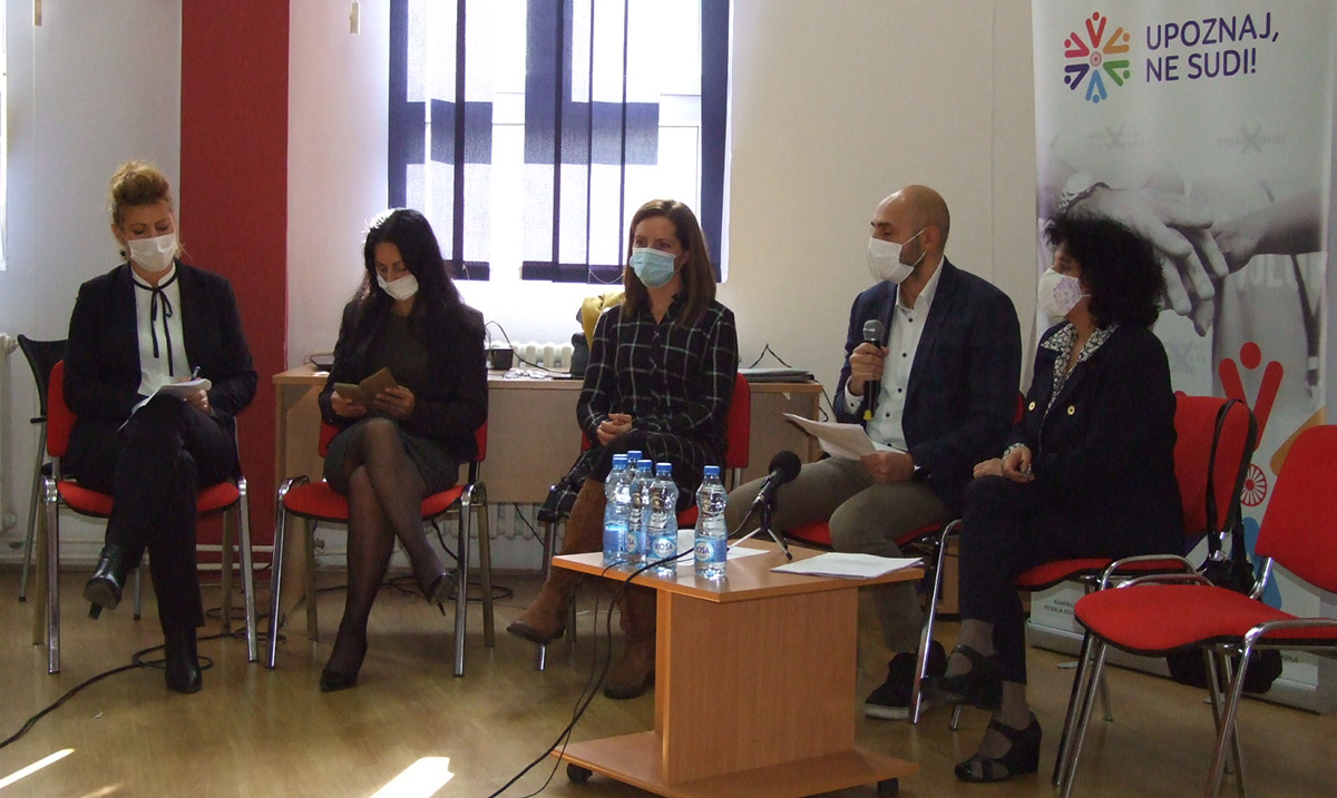 Održana treća panel diskusija u okviru kampanje Upoznaj, ne sudi!