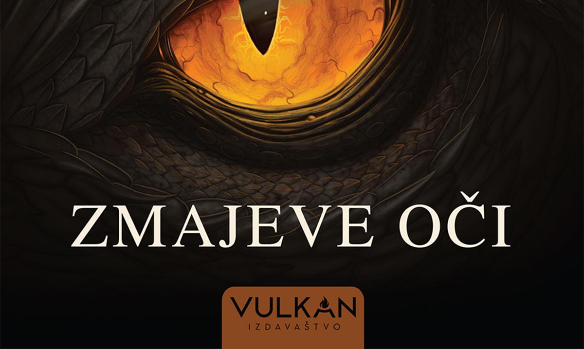 Hit na Vulkanovom sajmu knjiga: Zmajeve oči Stivena King