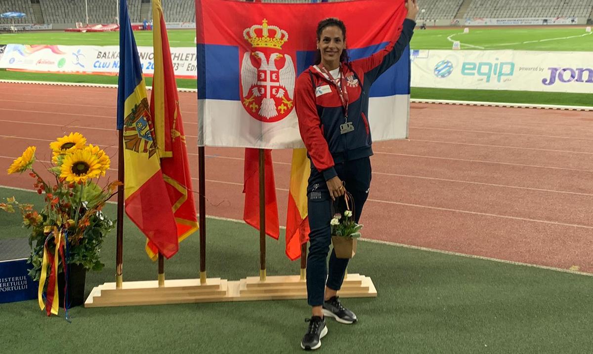 Tirnanićka se sprema da obori državni rekord Ivane Španović
