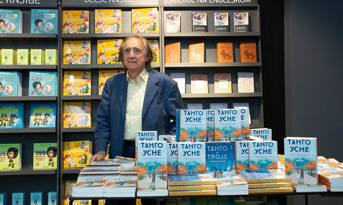Autori potpisuju knjige na Vulkanovom sajmu knjiga