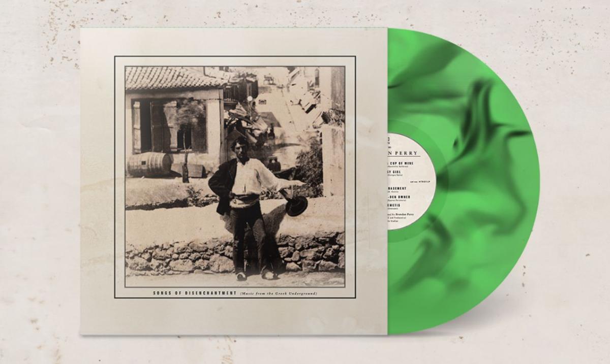 Brendan Peri (Dead Can Dance) objavio novi album