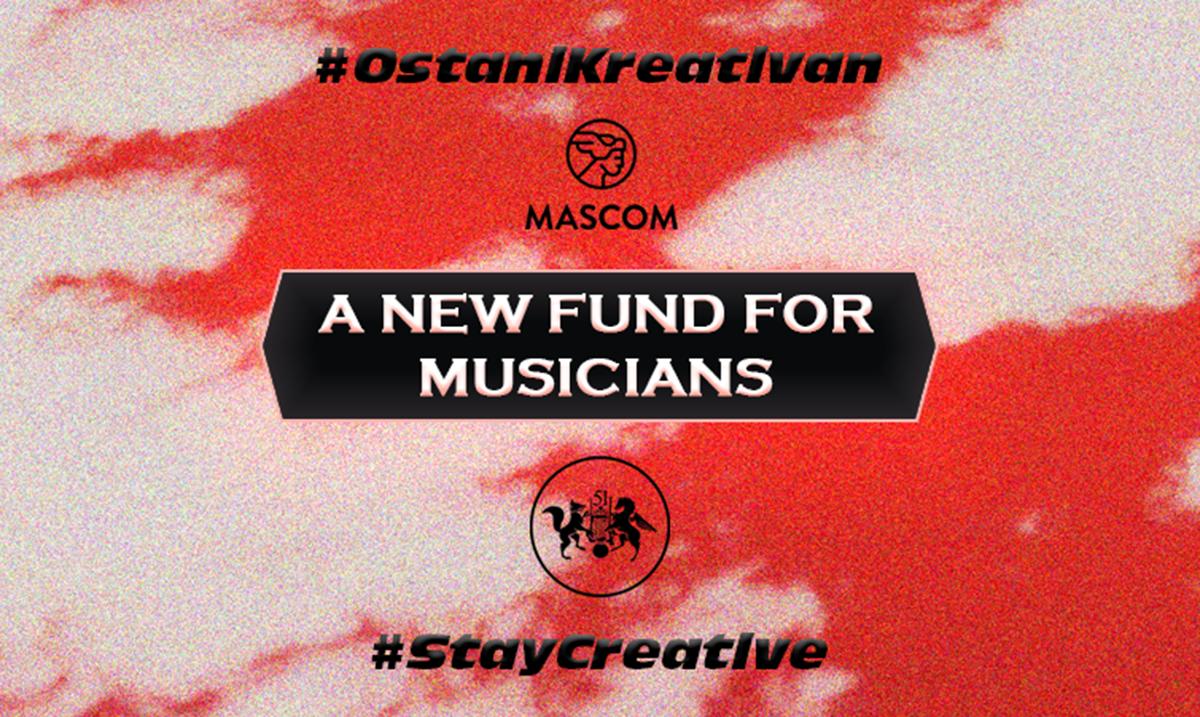"""Fond """"StayCreative – OstaniKreativan"""" privukao veliku pažnju domaćih i stranih muzičara"""