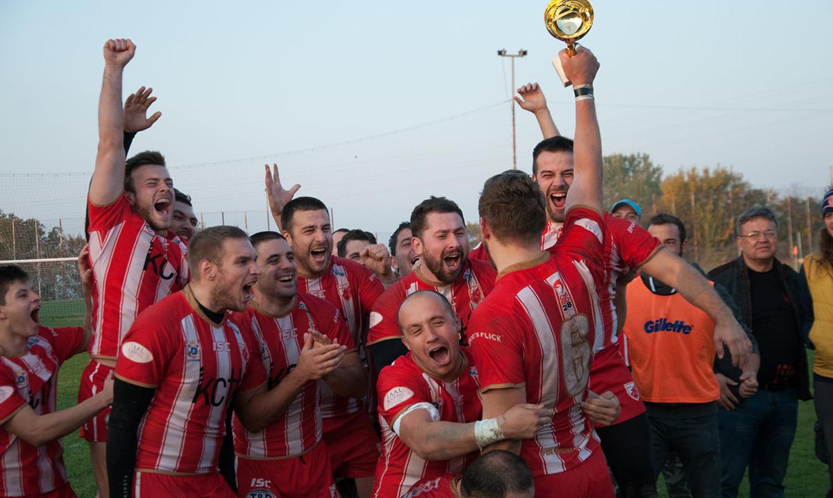 Crvena zvezda prvak Srbije u ragbiju 13 četvrti put za redom, savladan Partizan u finalu