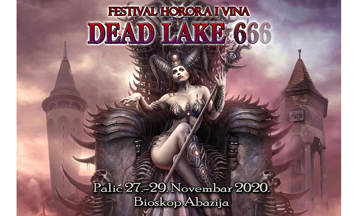 Sinoć na Paliću završen prvi deo 6. Dead Lake Festivala horora i vina