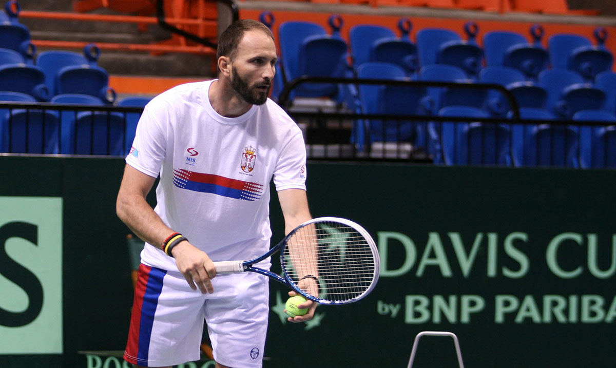 Dušan Vemić novi selektor najbolje ženske teniske selekcije Srbije