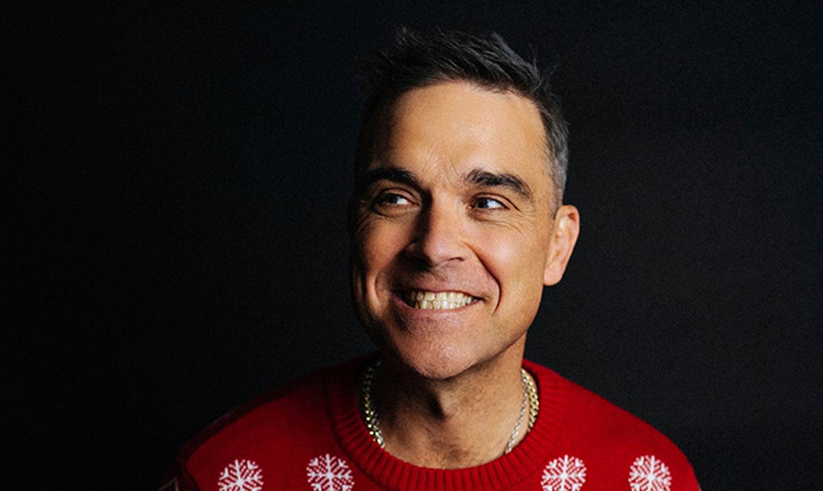 Robbie Williams nam peva nešto drugačiju pesmu ovoga Božića!