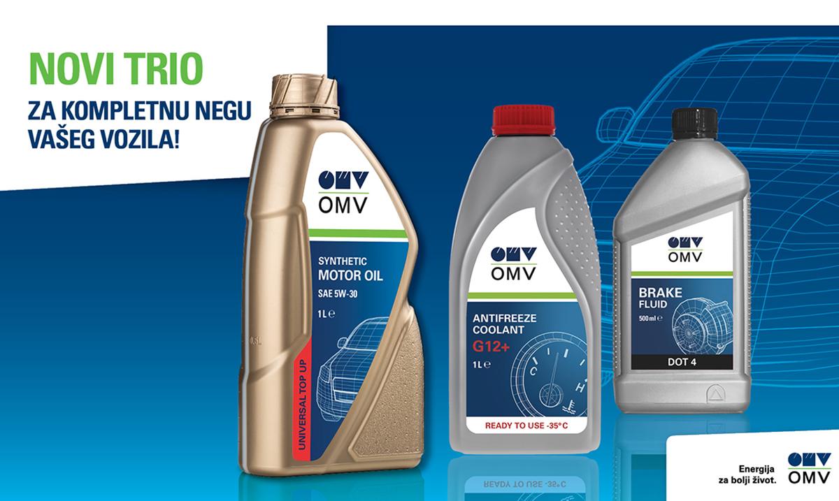 OMV dodatno proširuje portfolio proizvoda za negu vozila