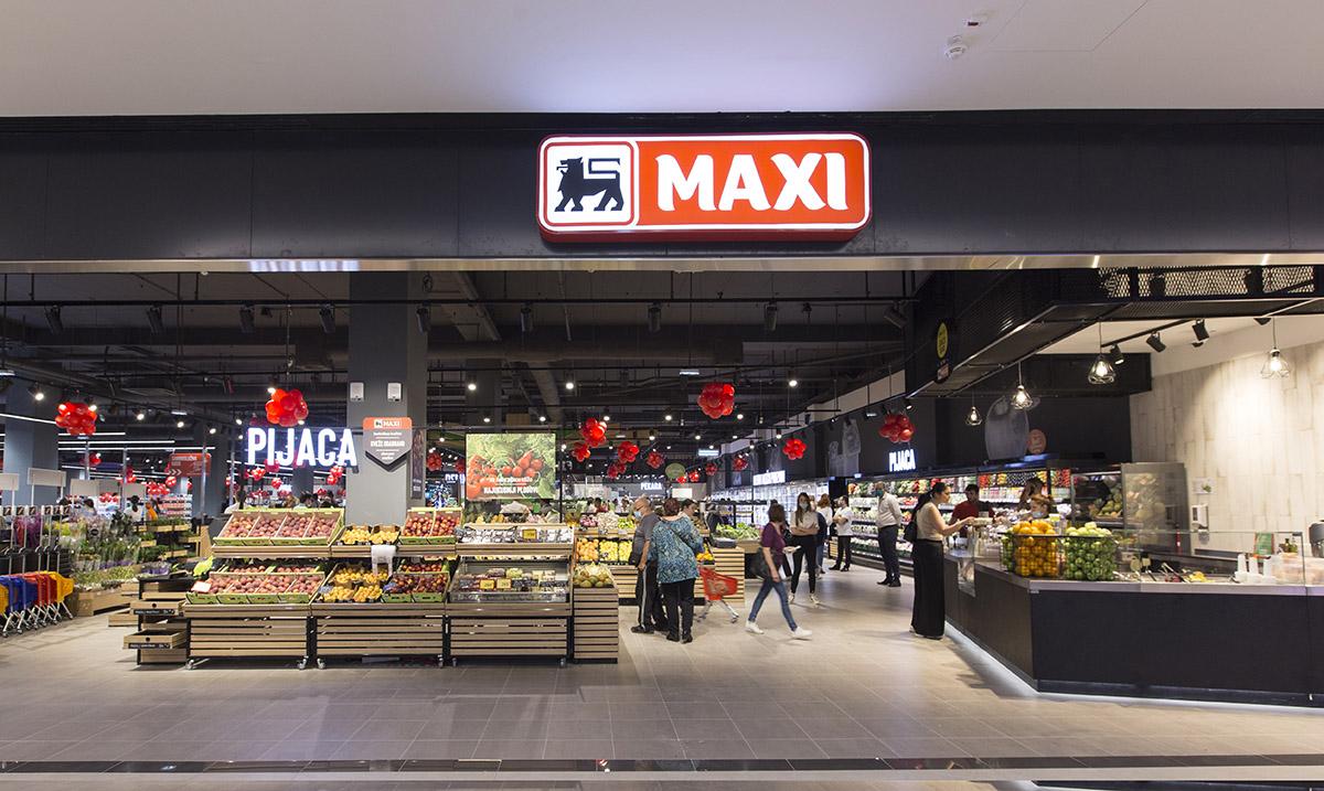 JUBILEJ MAXI SUPERMARKETA  20 godina komšijske kupovine
