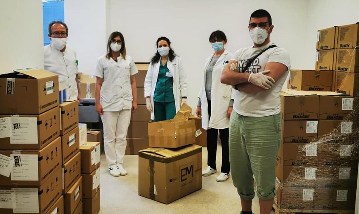 Građani i kompanije u Srbiji donirali više od 20 miliona evra za borbu protiv posledica COVID-19