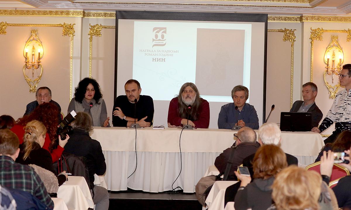 Halilović, Aćin, Basara i Matijević u užem izboru za Ninovu nagradu