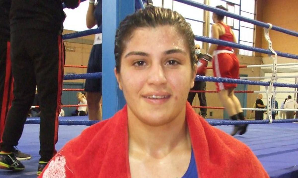 Aktuelna svetska šampionka u boksu Surmeneli u finalu 10. Kup nacija za žene