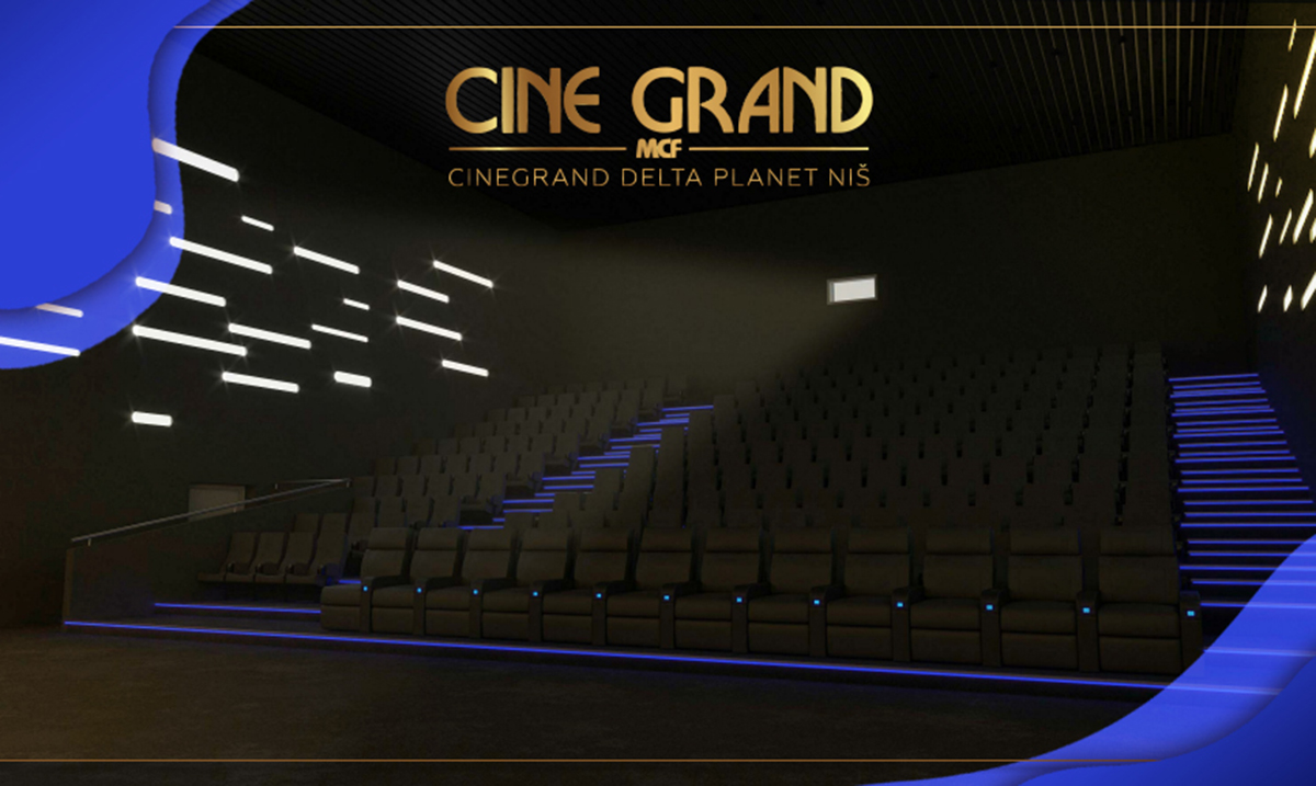 Na proleće novi bioskop u Nišu
