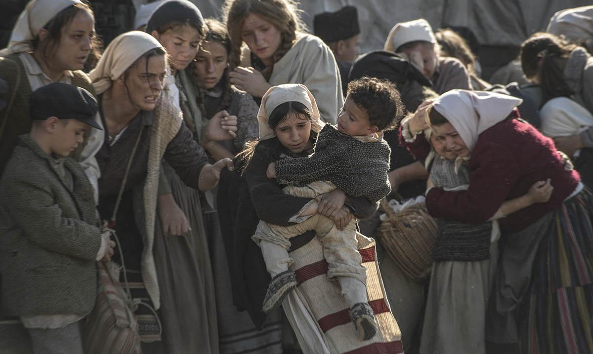 """Nove kritike američkih medija o filmu """"Dara iz Jasenovca"""""""