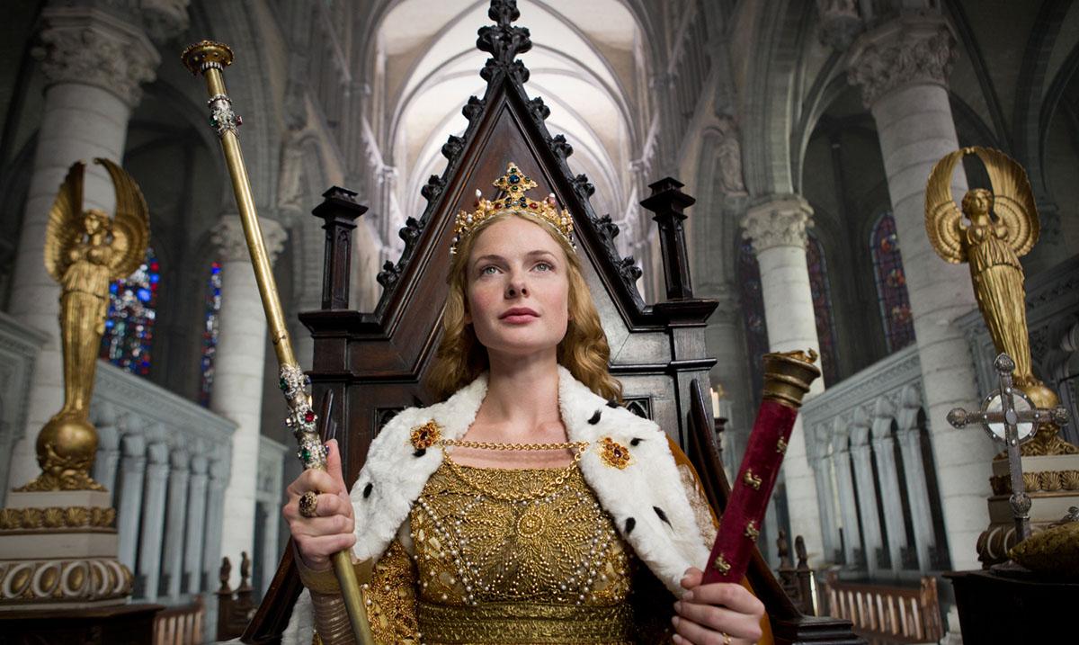 """Serija """"Bela kraljica"""" od 3. februara u 21h na Epic Drami"""