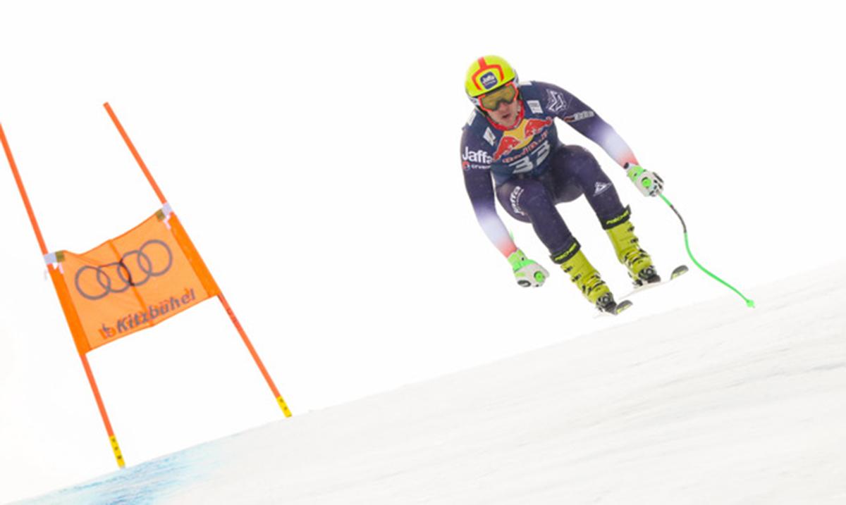 Srpski skijaš Marko Vukićević vraća se na vrh