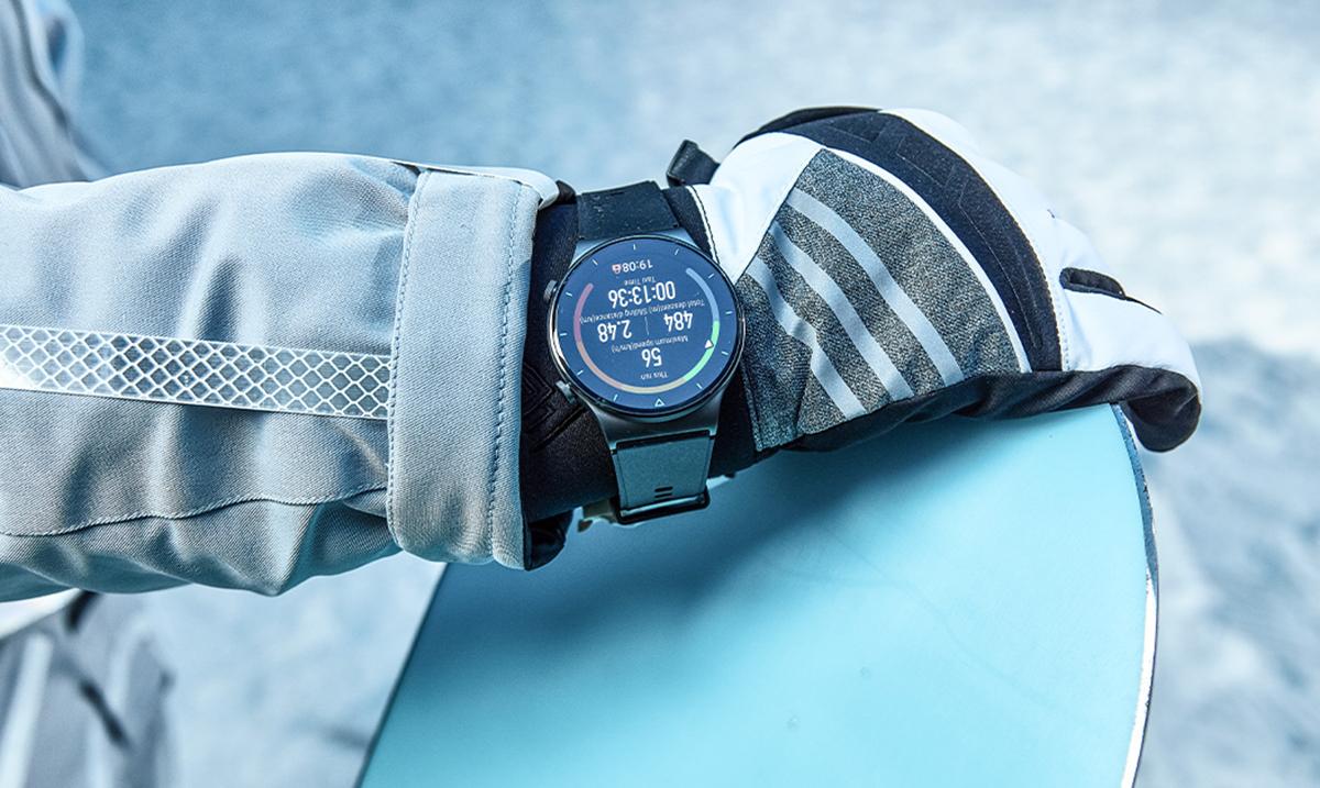 Isprobajte Huawei Watch GT 2 Pro i uživajte u omiljenim zimskim aktivnostima
