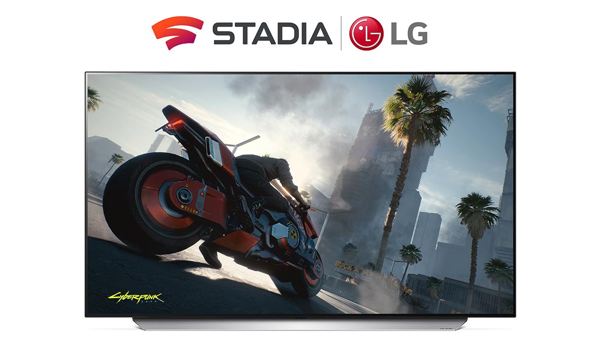 LG Smart televizori dobijaju  Stadia cloud gaming servis u drugoj polovini 2021
