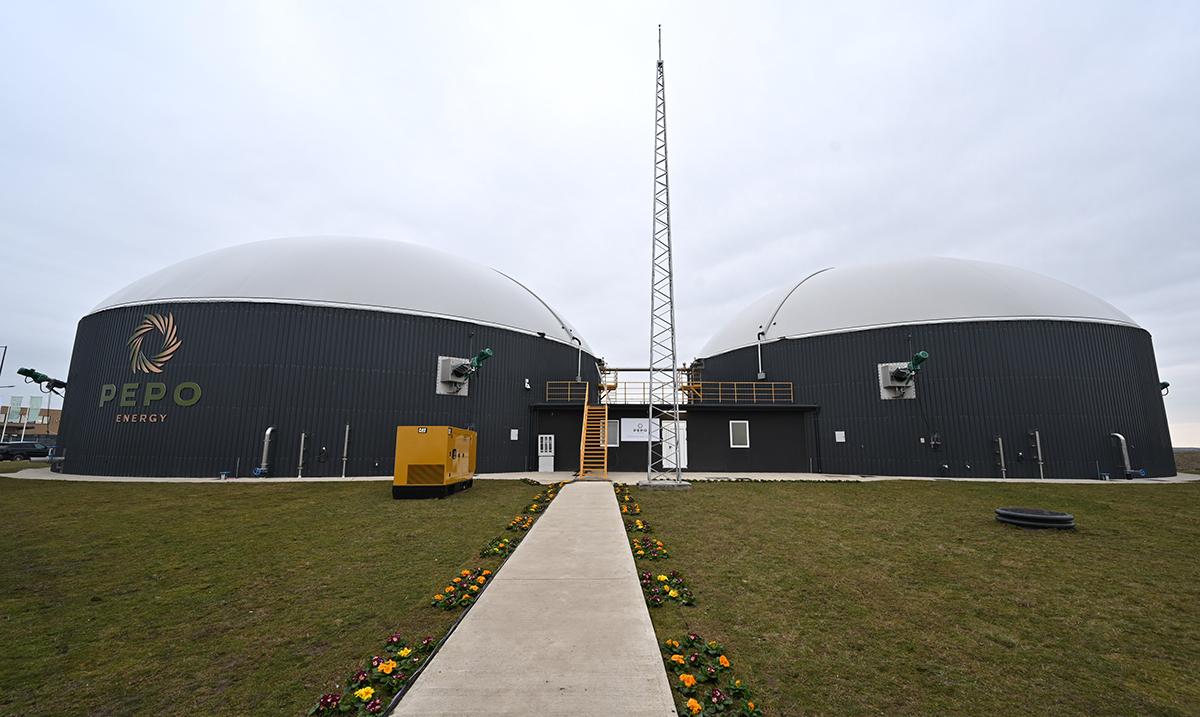 Biogasna elektrana PEPO Energy počela sa radom