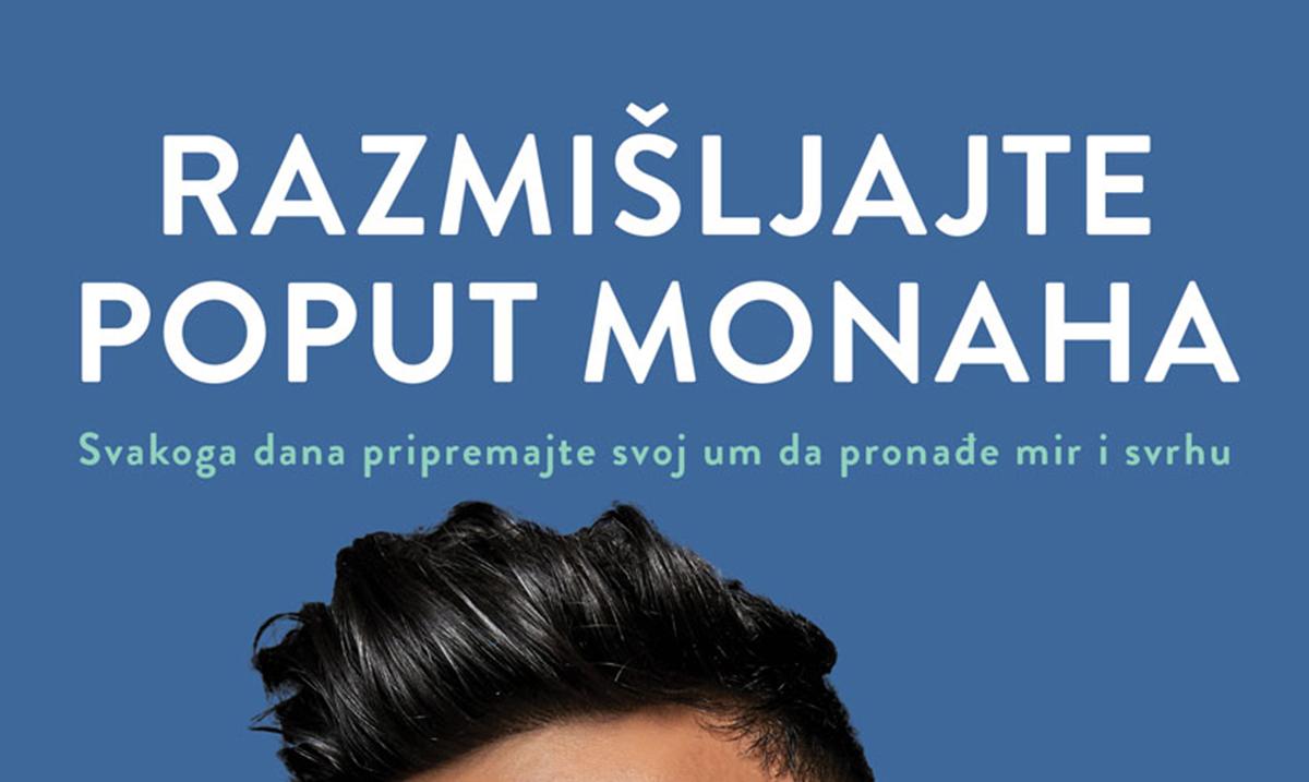 U prodaji hit knjiga Džeja Šetija: Razmišljajte poput monaha