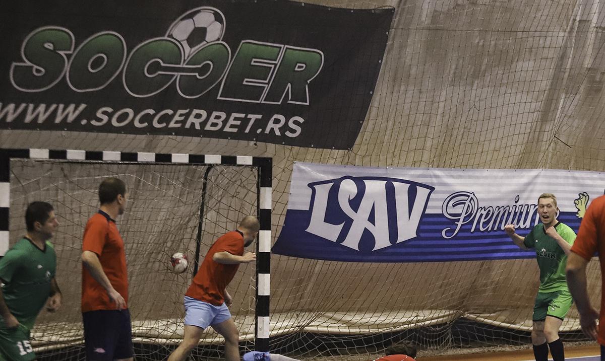 Soccerbetu derbi začelja u Soccer Zlatnoj ligi