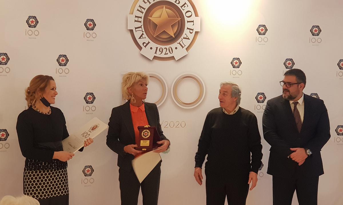 Obeležavanje sto godina od osnivanja Sportskog društva Radnički