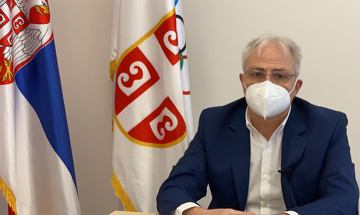 Održan sastanak radne grupe OKS za praćenje svih aspekata infekcije COVID-19