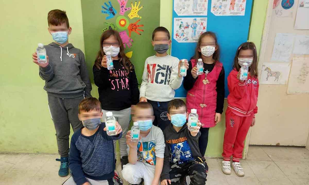 Fondacija Princeze Katarine i kompanija L'Oréal Balkan nastavljaju zajedničku borbu protiv virusa covid-19