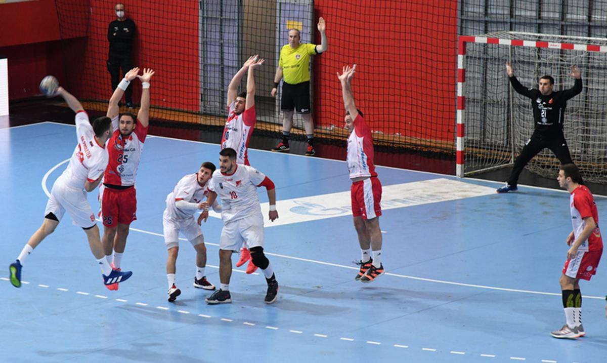 ARKUS liga: Vojvodina i Dinamo ubedljivi za kraj prvog dela