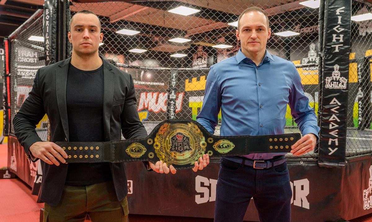 Počinje MMA lige Srbije, Rakočević promoter