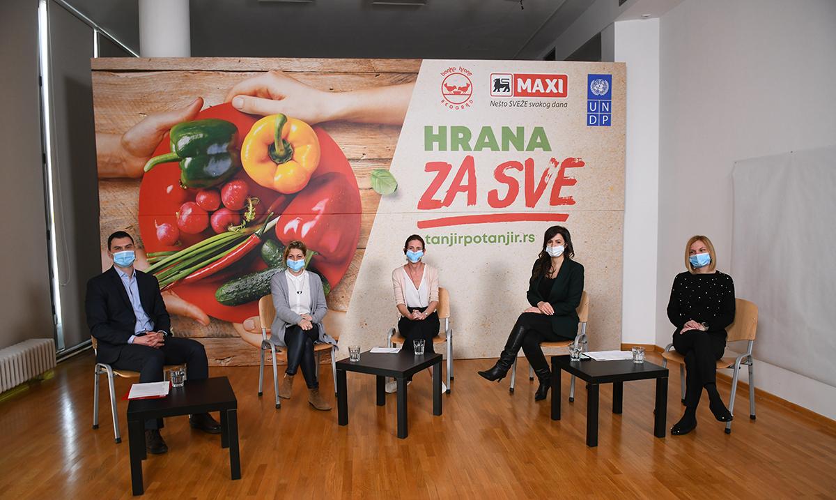 """Pokrenuta nova digitalna platforma za donaciju hrane """"Tanjir po tanjir"""""""