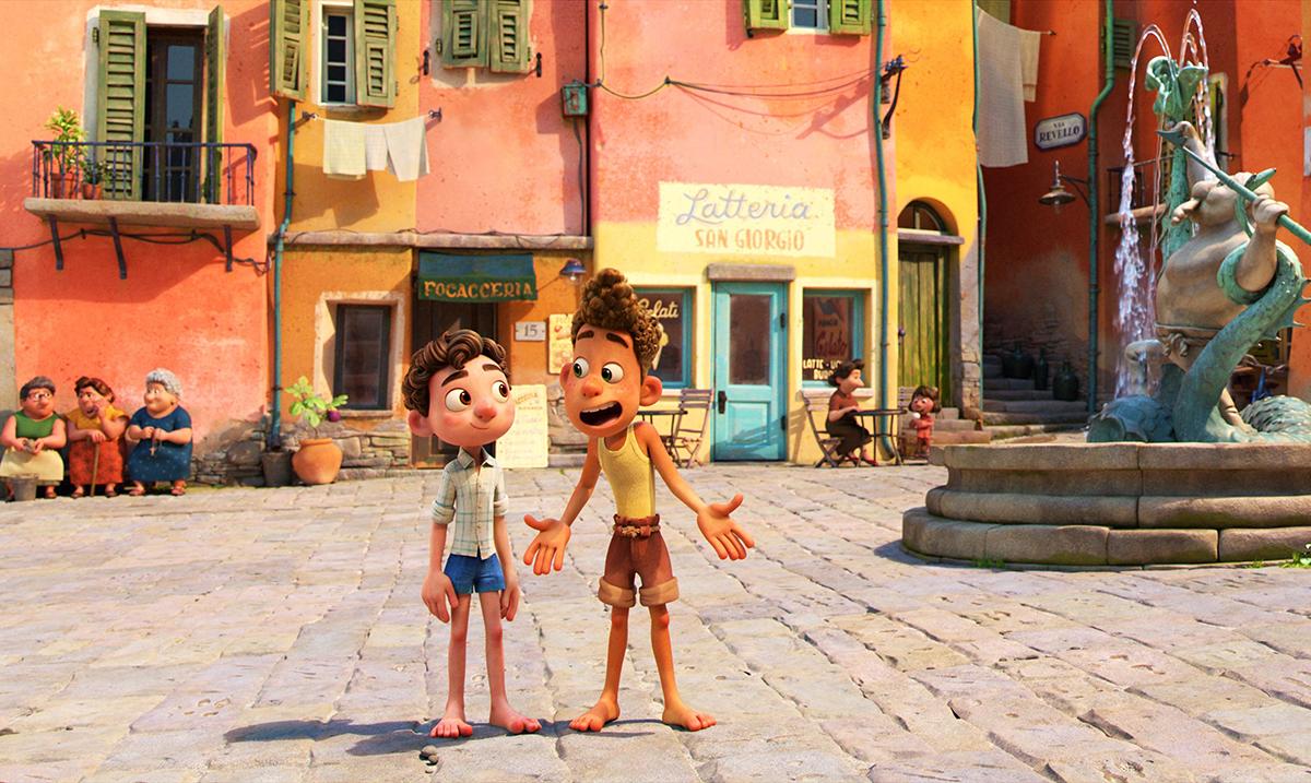 """Dizni Pixar animacija """"Luka"""" početkom leta u bioskopima"""