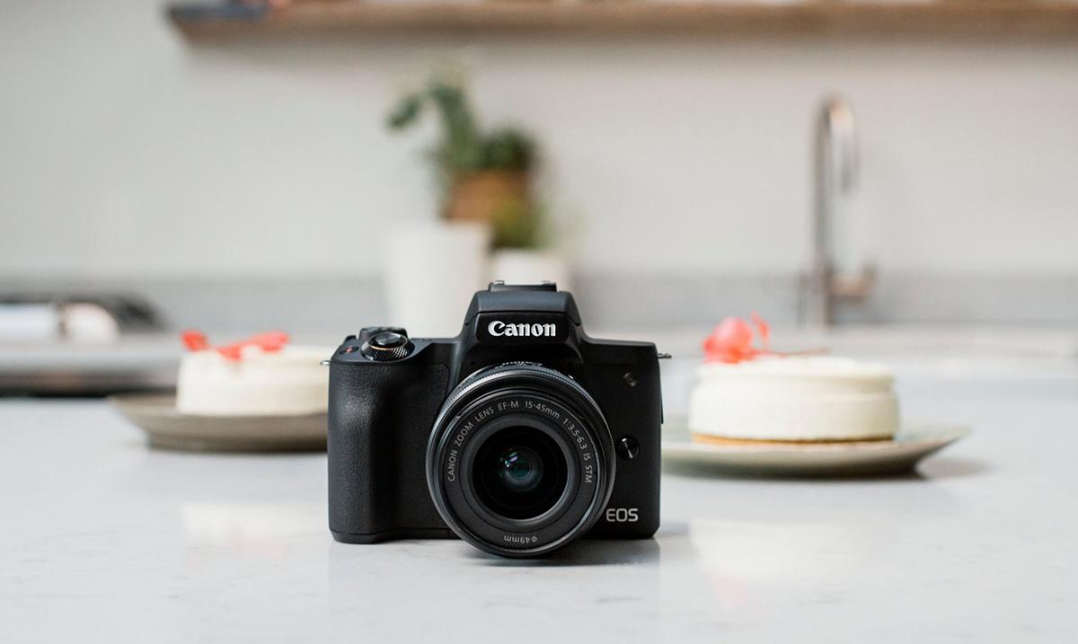 Canon predstavlja EOS M50 Mark II