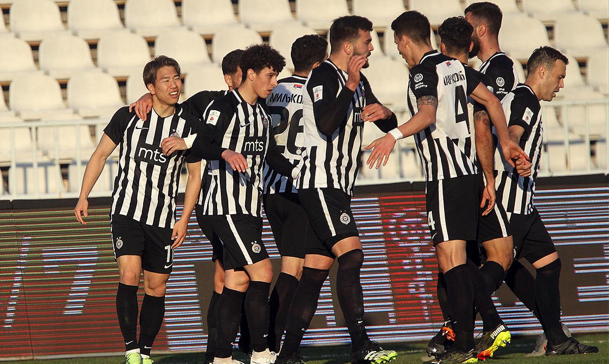 Partizan nastavio pobednički niz, Asano srušio Vojvodinu